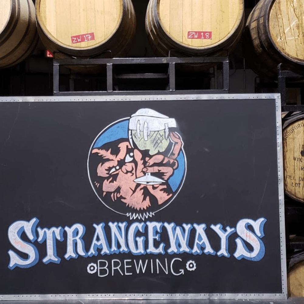 Strangeways Brewing