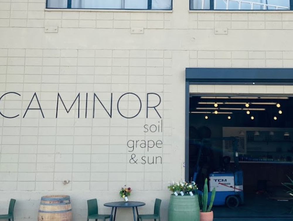 Vinca Minor Winery